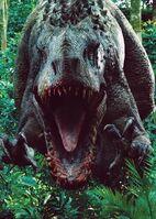 I-Rex's Evil Laugh