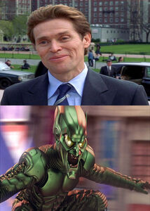 Norman Osborn - Two Sides