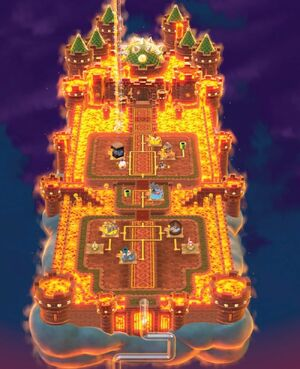 The World Castle