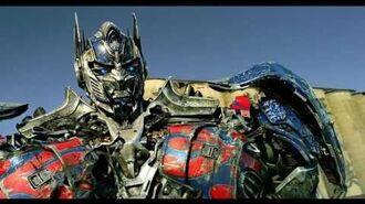 Transformers 4 Ending Optimus Prime Kills Lockdown 1080pHD