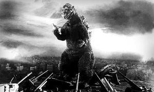 Godzilla '54 design