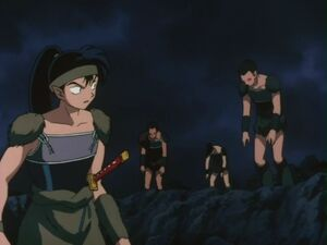 Kagura's Dance of the Dead