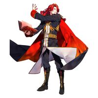 Mage Arvis the Emperor
