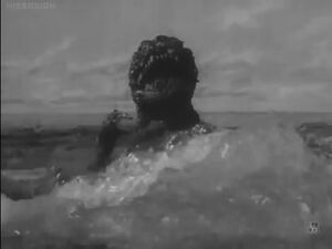 First Godzilla RIP by Oxygen Destroyer