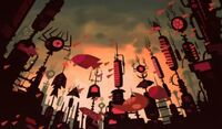 The Aku City