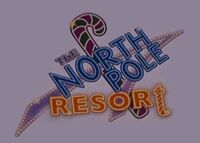 The North Pole Resort Logo