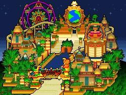 Tropical Resort Park