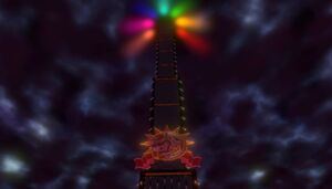 The Great Tower of Bowser Land