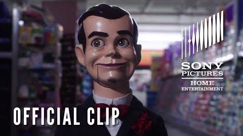 "GOOSEBUMPS 2 Clip - ""Holiday Sale"" Now in Theatres"