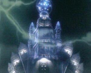 Lord Zedd's Moon Palace