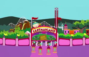 The Cartmanland