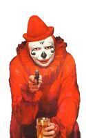Delton Prouse the Crimson Clown