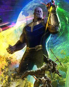Thanos (Avengers Infinity War)