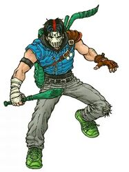Casey Jones the Puckster