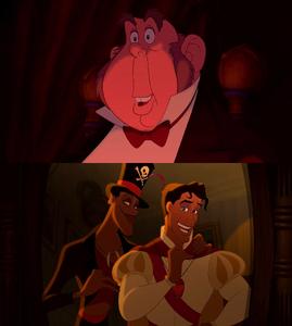 Lawrence as Prince Naveen