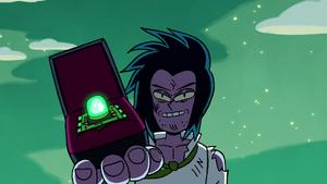 Professor Venomous evil smile