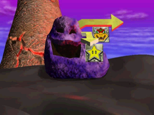 Bowser's Magma Mountain 5