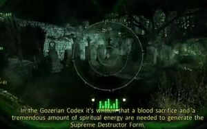 Gozerian Cult Cemetery