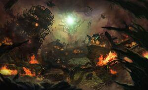 The Underworld (Ninja Gaiden)