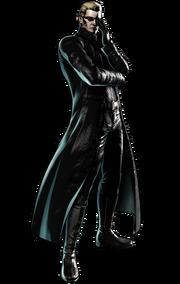 Albert Wesker MvC3