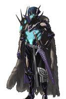 King Líf the Lether Swordsman