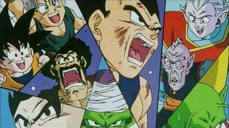 Super Saiyan Goku Destroys Kid Buu Nostalgic DBZ Moment Goku's Speech