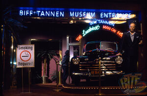 The Biff Tannen Museum