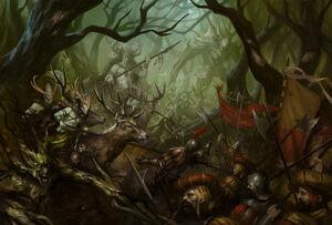 Wood elves by daarken-d7o3n6f