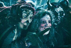The Krampus' Elves