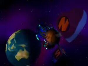 The Cortex Vortex Space Station