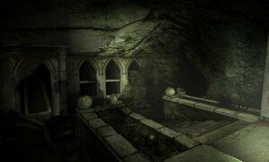 Gozerian Cult's Cemetery