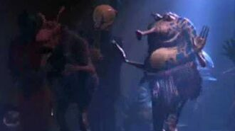 Star Wars Episode VI Return of the Jedi - Jedi Rock's