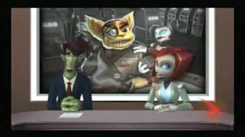 Ratchet and Clank Past 146 Meeting Ace Hardlight