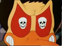 Ben Buzzard evil eyes