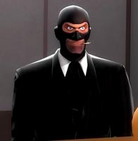 Ninja Spy's Evil Smile