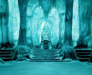 Queen Jadis' Throne Room