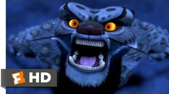 Kung Fu Panda (2008) - Tai Lung's Escape Scene (3 10) Movieclips