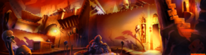 LeChuck's Fortress 1