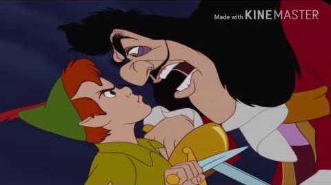Peter Pan Vs Captain Hook Final Fight Full Fight