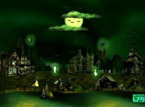 The Haunted Houses