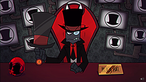 Black Hat Magisword