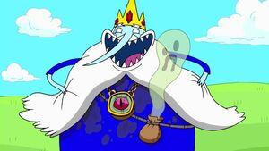The Ice King's Demonic Wishing Eye