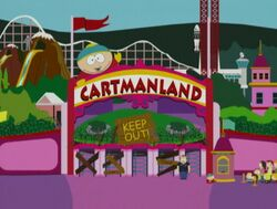 The Cartmanland Amusement Park