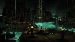 Nightsister Fortress