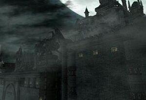 Outside Ultimecia's Castle