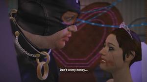 Randall terroryzujący Danni