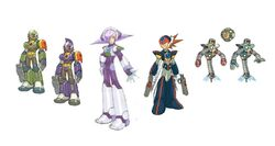 The New Generation Reploids