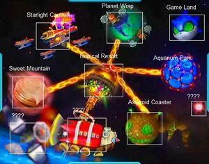 Dr. Eggman's Amazing Interstellar Amusement Park