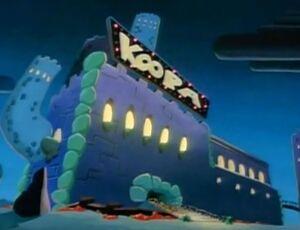The Coney Island Disco Palace