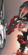 Comic Makuta Icarax